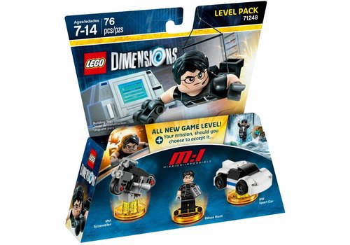 71248 Dimensions Mission Impossible Level Pack