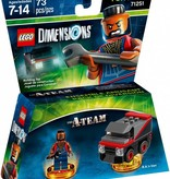 LEGO 71251 Dimensions The A-Team Fun Pack