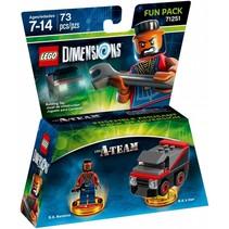 71251 Dimensions The A-Team Fun Pack