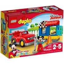 10829 Duplo Mickey's Werkplaats