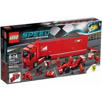 75913 Speed Champions F14 Ferrari Truck