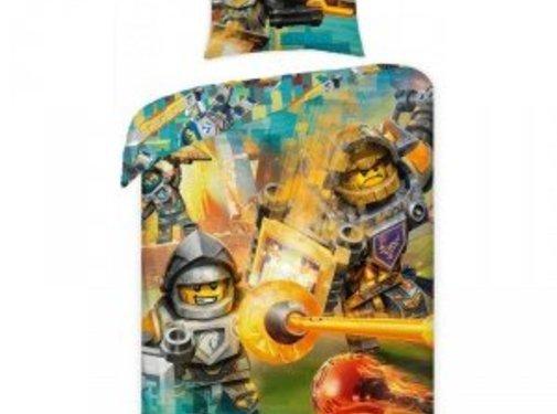 LEGO Dekbedovertrek Nexo Knights