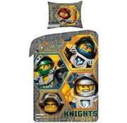 LEGO Dekbedovertrek Nexo Knights  Hero Knights