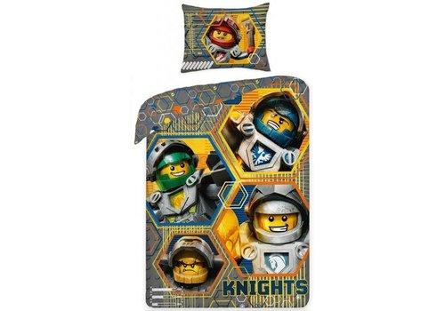 Dekbedovertrek Nexo Knights  Hero Knights