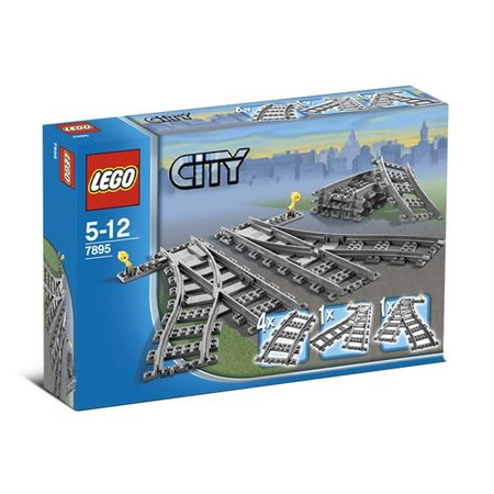 LEGO 7895 City Wissels