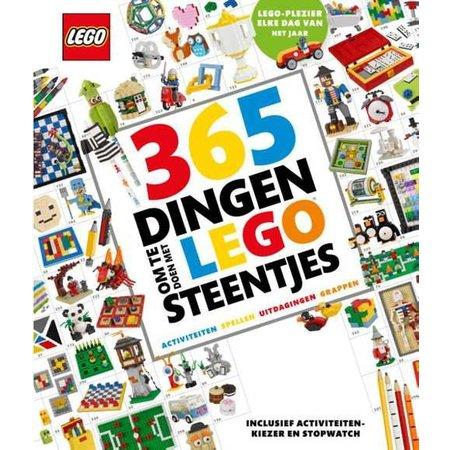 LEGO Boek 365 dingen te doen met legosteentjes