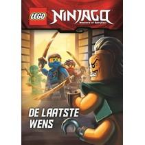 Boek Ninjago De Laatste Wens