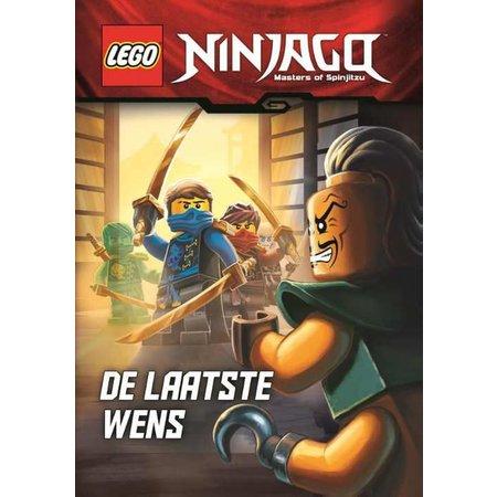 LEGO Boek Ninjago De Laatste Wens
