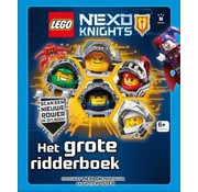 LEGO Boek Nexo Knights Het Grote Ridderboek