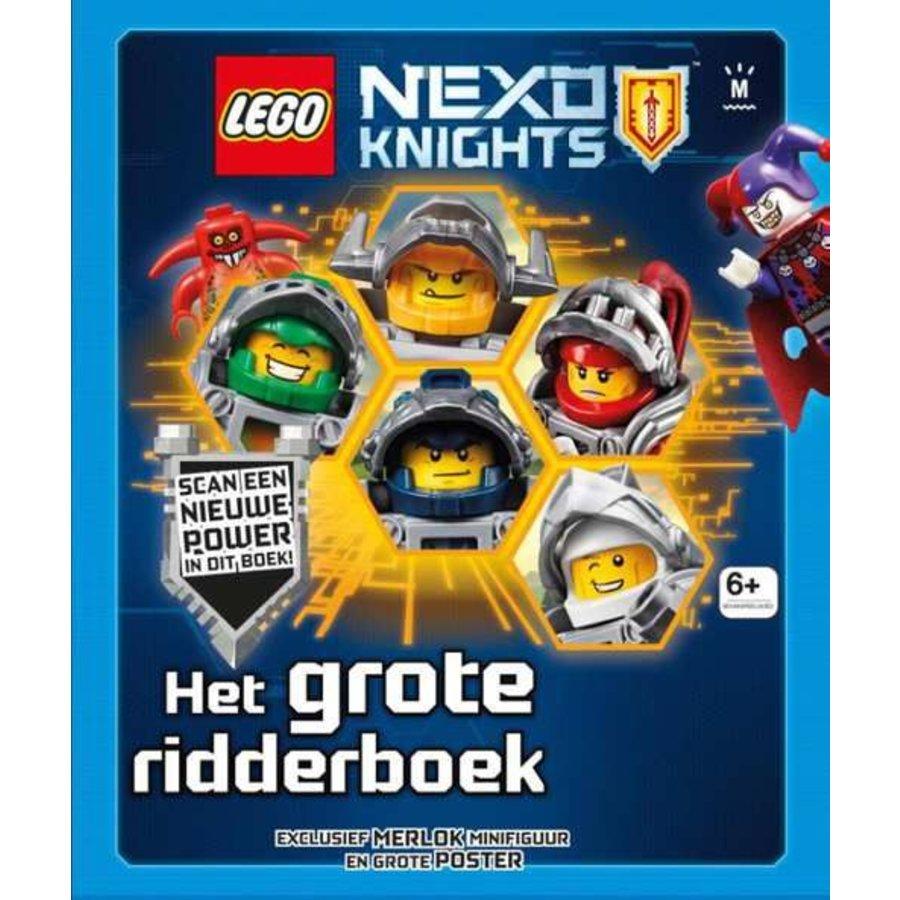 Boek Nexo Knights Het Grote Ridderboek