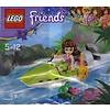 30115 Friends Polybag Jungle Boat
