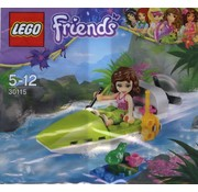 LEGO 30115 Friends Polybag Jungle Boat