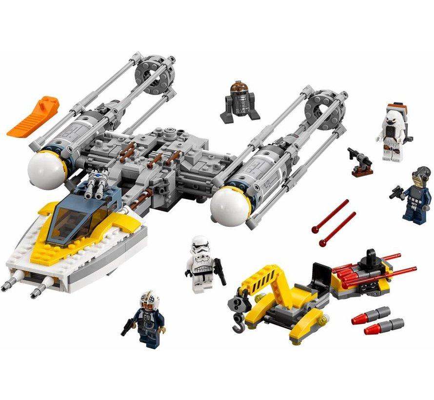 75172 Star Wars  Y-Wing Starfighter