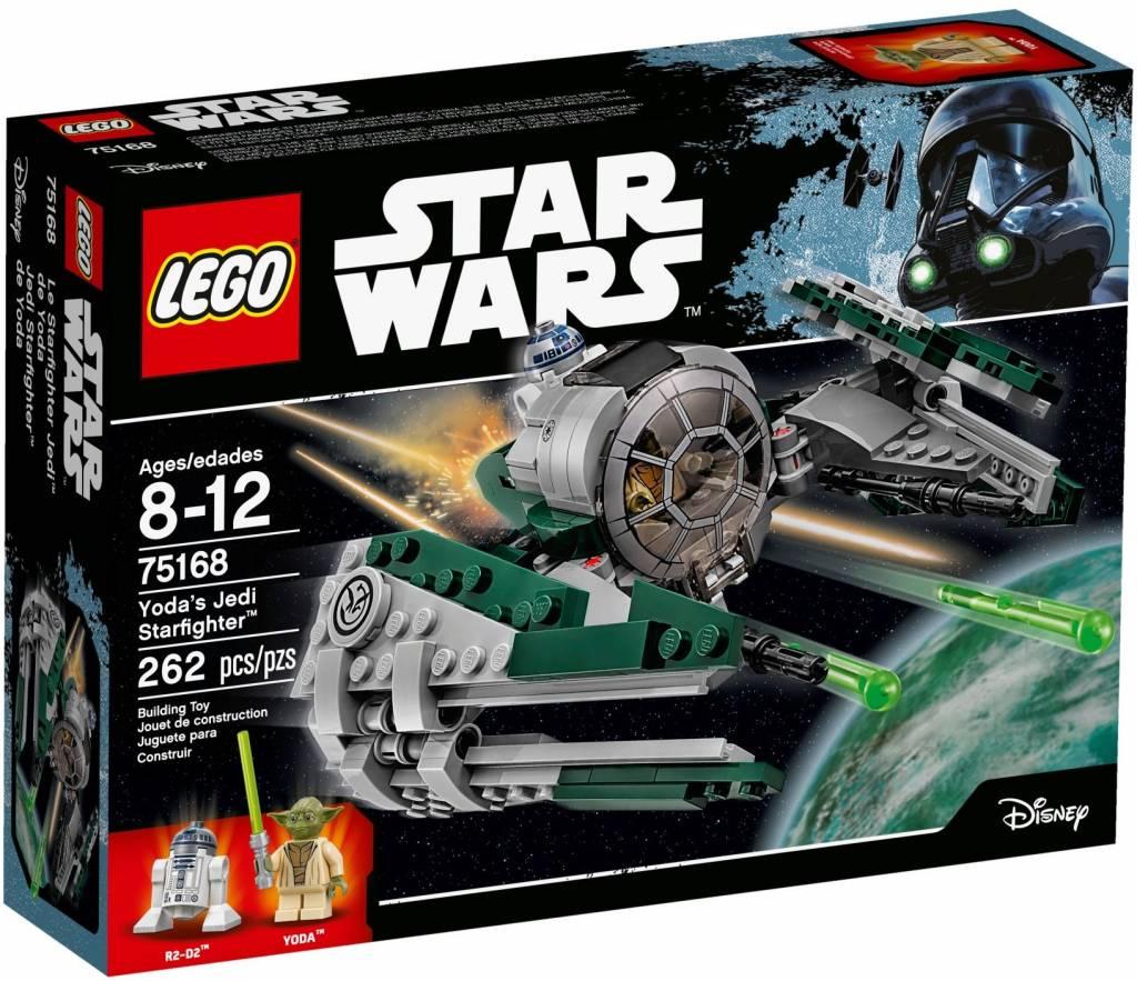75168 Star Wars Yoda's yedi Starfigher