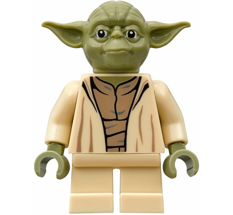 75168 Star Wars Yoda's yedi Starfighter