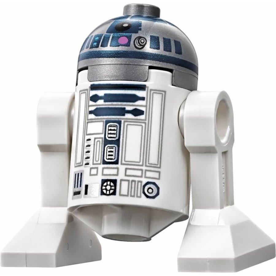 75168 Star Wars Yoda's yedi Starfighter