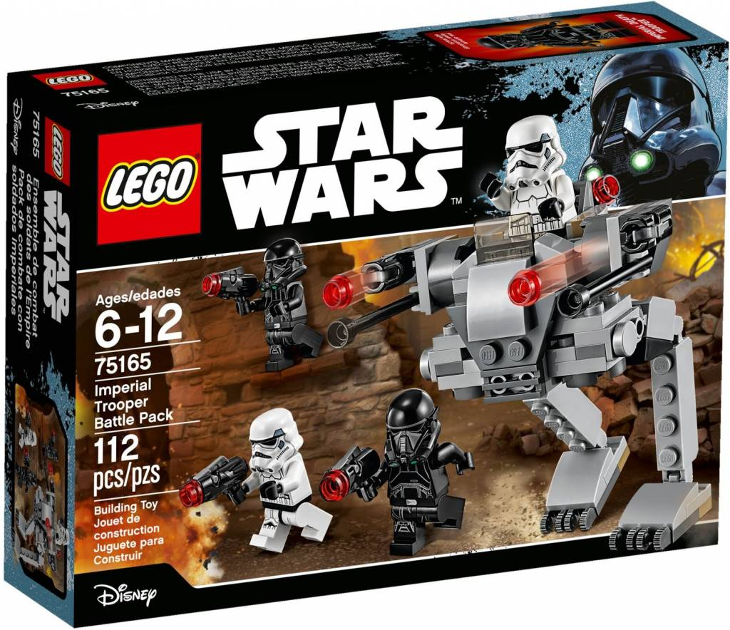 75165 Star Wars  Imperial Trooper Battle Pack
