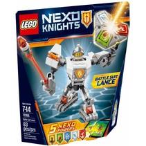 70366 Nexo Knights Strijdharnas Lance