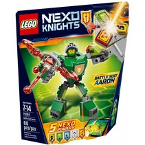 70364 Nexo Knights Strijdharnas Aaron