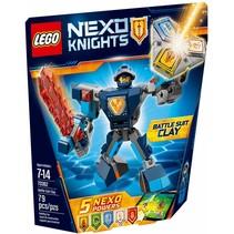 70362 Nexo Knights Strijdharnas Clay