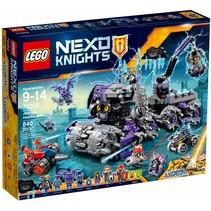 70352 Nexo Knights Jestroå«s hoofdkwartier