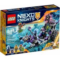70349 Nexo Knights Ruinaå«s rollende gevangenis