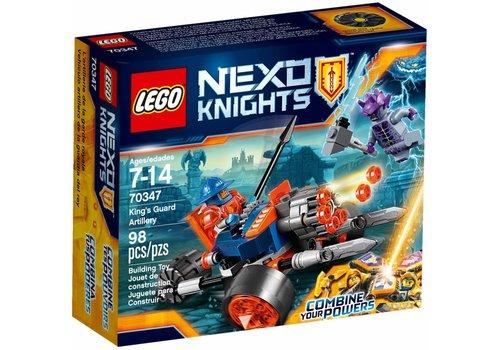 70347 Nexo Knights Artillerie van de Koninklijke Garde