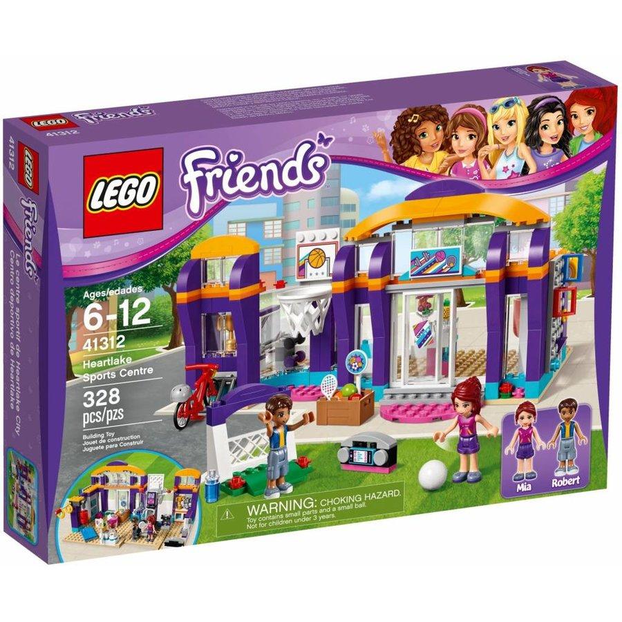 41312 Friends Heartlake sporthal