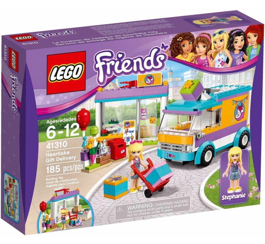 41310 Friends Heartlake pakjesdienst