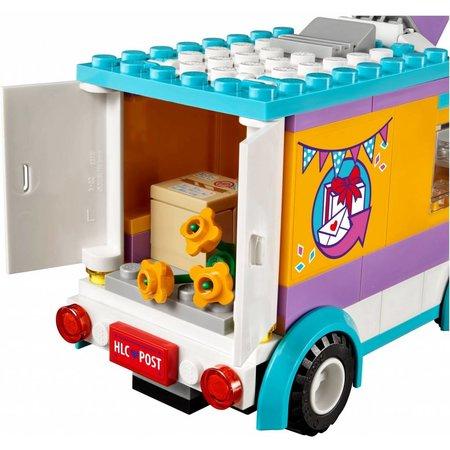 LEGO 41310 Friends Heartlake pakjesdienst
