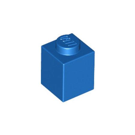 LEGO Brick 1x1 Groen