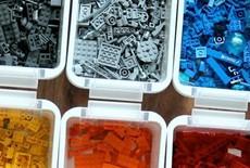 De evolutie van het sorteren van LEGO