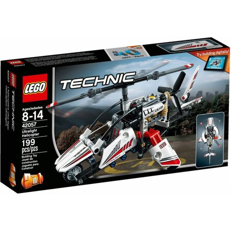 LEGO 42057 Technic Ultralight helikopter