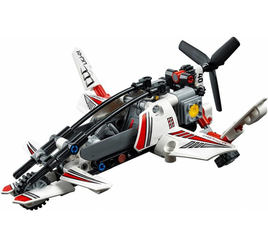 42057 Technic Ultralight helikopter