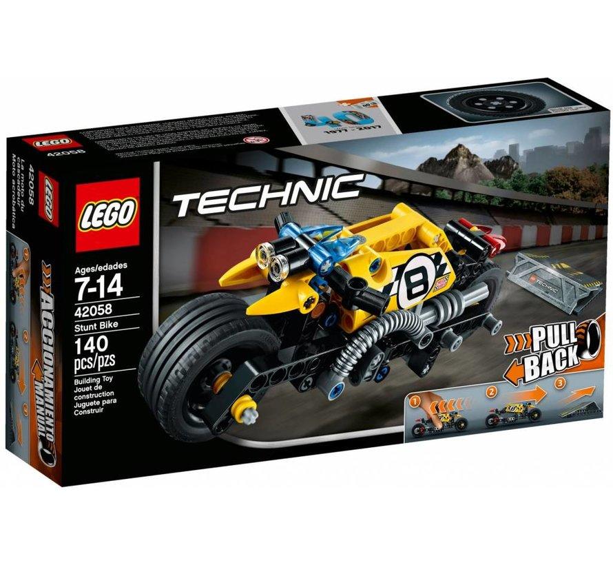 42058 Technic Stuntmotor