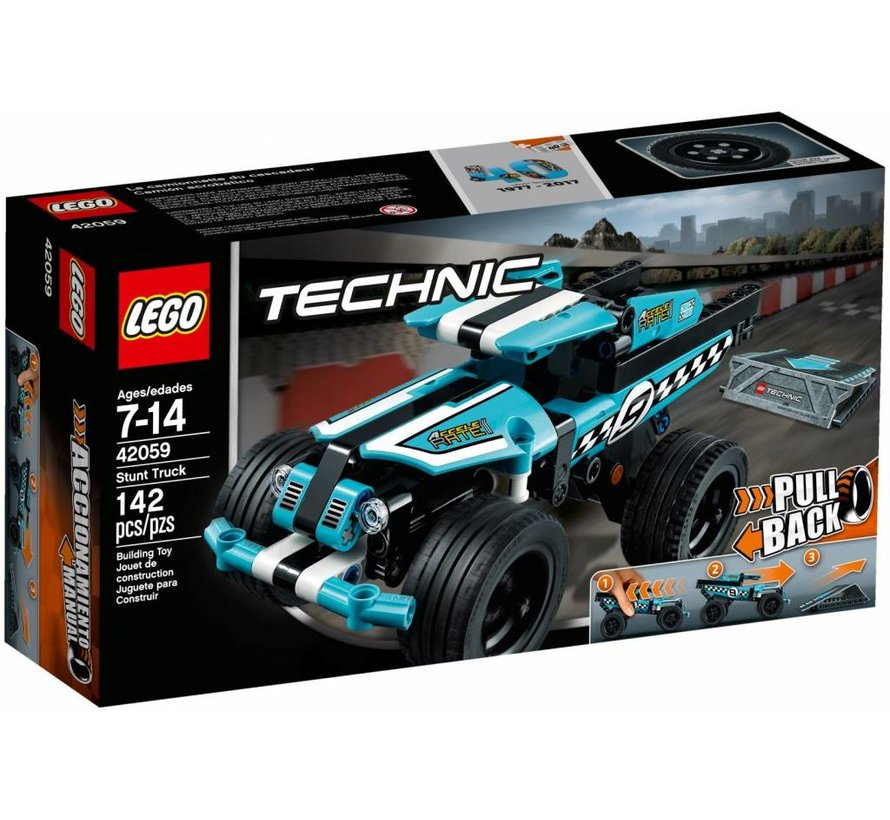 42059 Technic Stunttruck