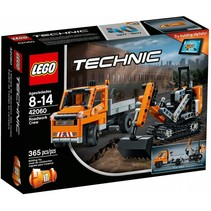 42060 Technic Wegenbouwploeg