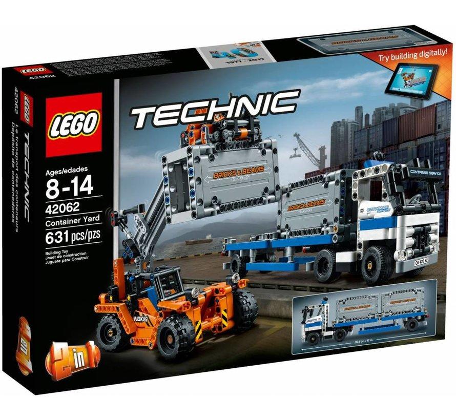 42062 Technic Containertransport