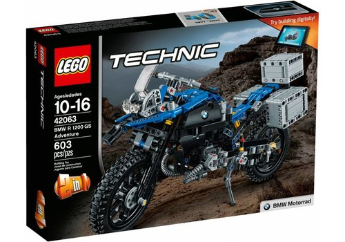42063 Technic BMW R  GS Adventure