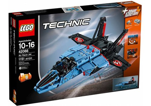 42066 Technic Race-straaljager