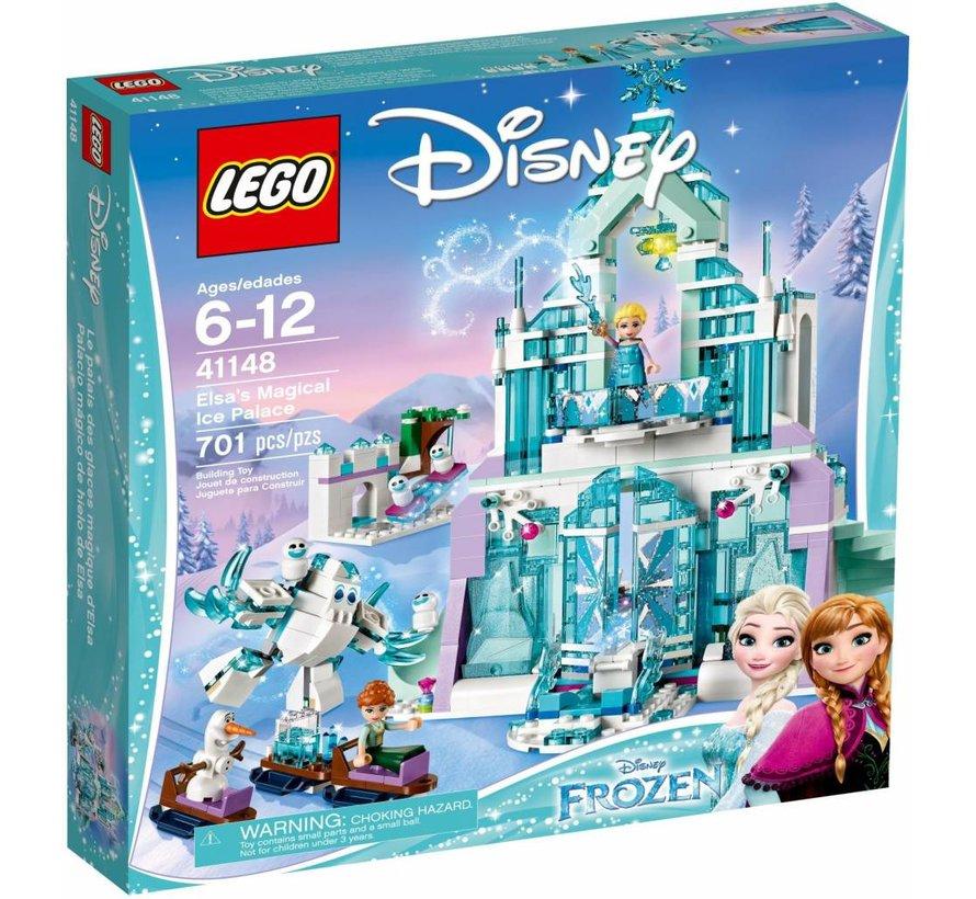 41148 Disney Princess Elsa's magische ijspaleis