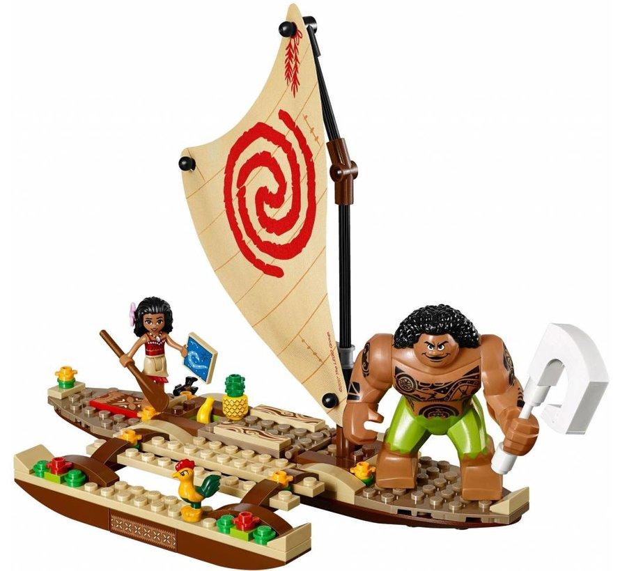 41150 Disney Princess  Vaiana's Oceaanreis