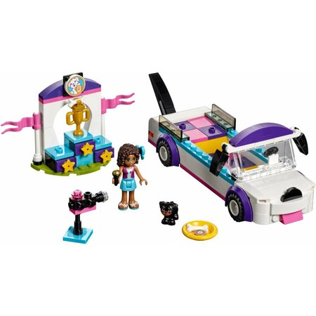 LEGO 41301 Friends Puppy optocht