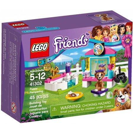 LEGO 41302 Friends Puppy verzorgplek