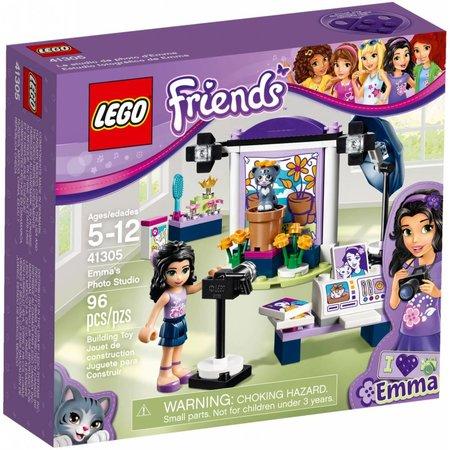 LEGO 41305 Friends Emma's fotostudio