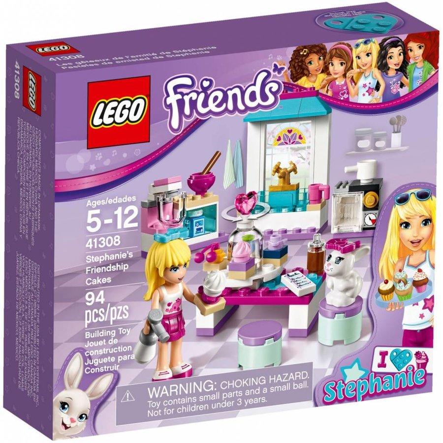 41308 Friends Stephanies vriendschap-taartjes