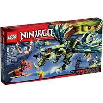 70736 Ninjago Aanval op de Morro Draak