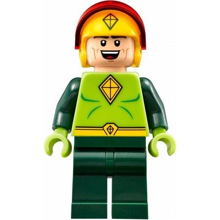 LEGO 70903  Batman Movie  The Riddler raadsel-racer