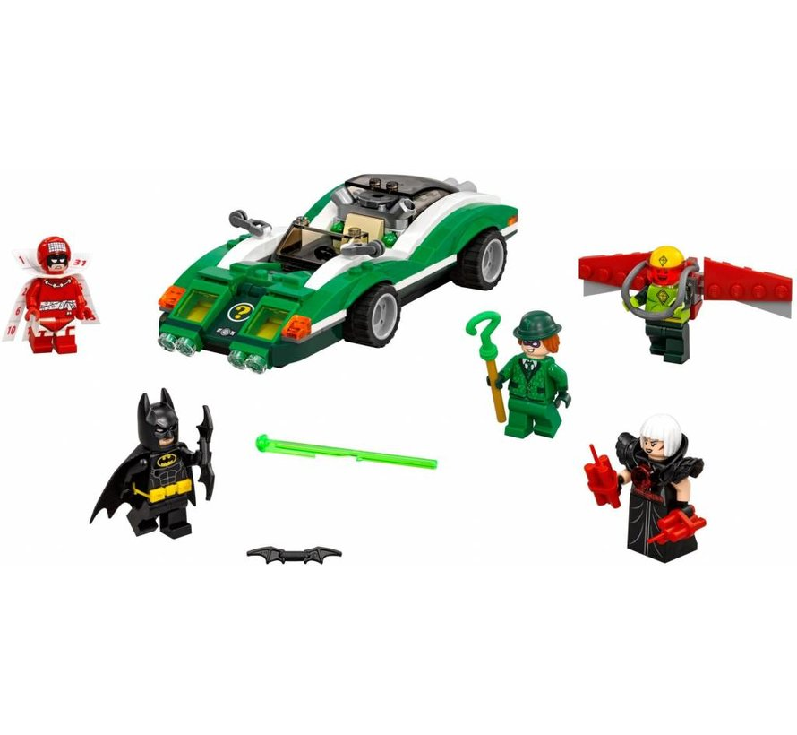 70903  Batman Movie  The Riddler raadsel-racer