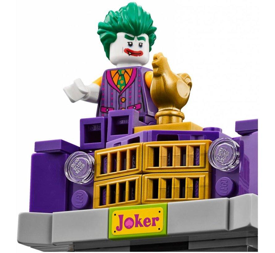 70906 The Batman Movie The Joker Duistere Low-rider